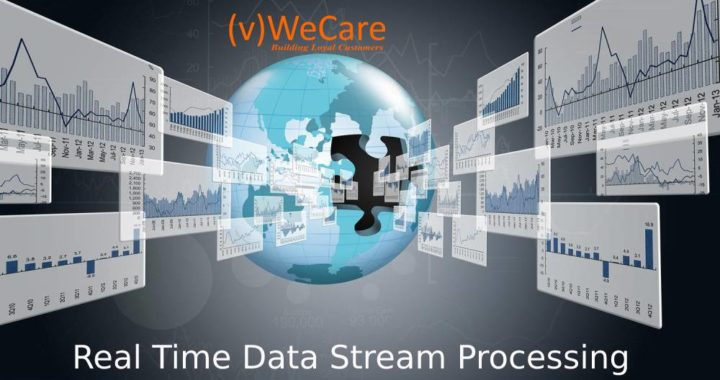 Real time data stream processing