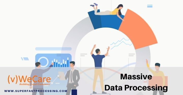 Massive data processing