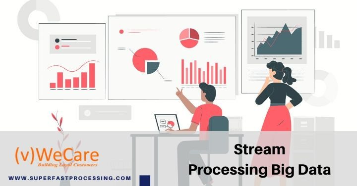 Stream processing big data
