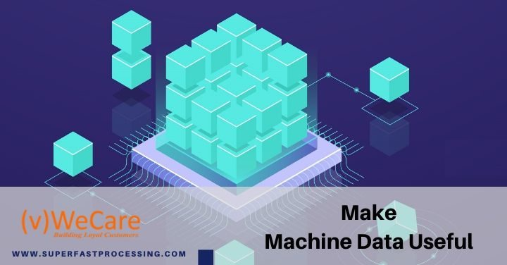 make machine data useful